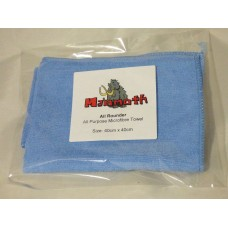 MAMMOTH ALL ROUNDER BLUE ALL PURPOSE MICROFIBRE