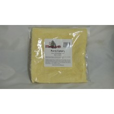 Mammoth Microfibre - Furry Canary - Extra Soft Buffing Towel 40 x 40cm